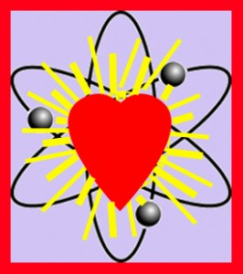 Opening your Sacred Heart at the Atomic Level