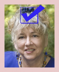 Nancy Smeltzer, proclaiming herself to be a healer