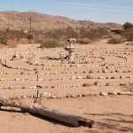 Labyrinth at Joshua Tree Retreat Center