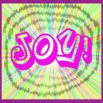 Joy as a metaphor for Divine Ecstasy